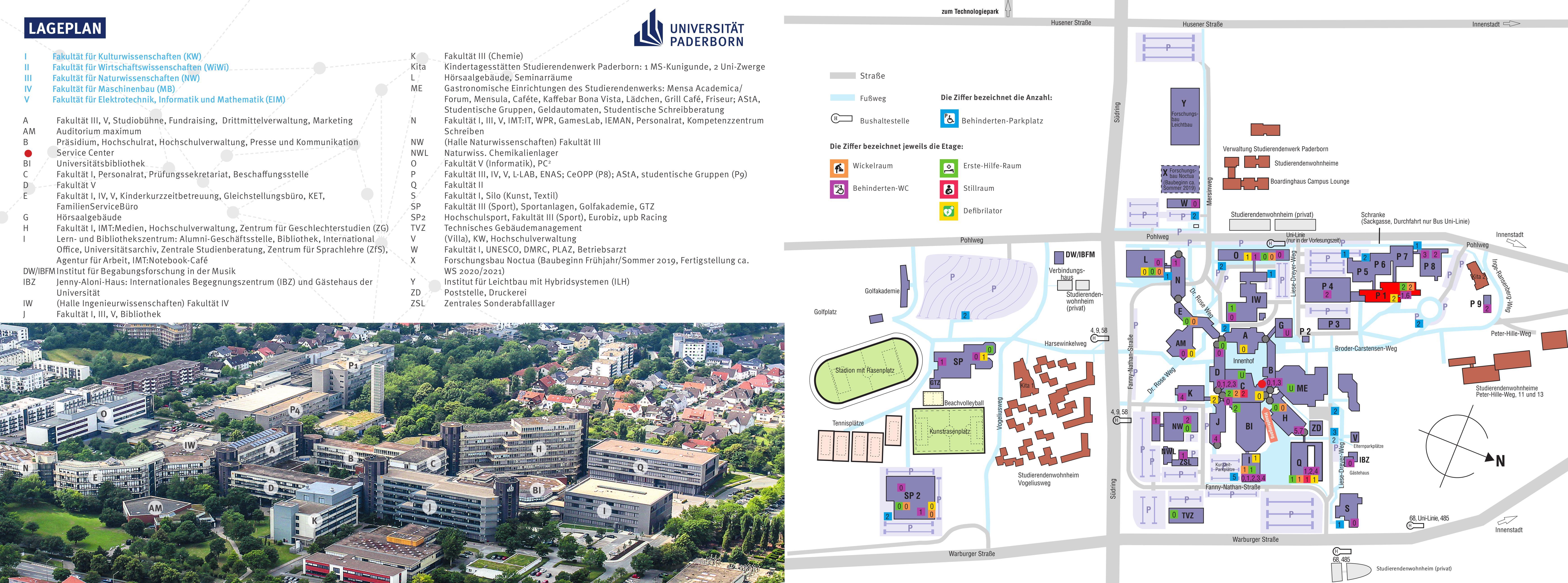 Karte Paderborn.Get Lab Kontakt